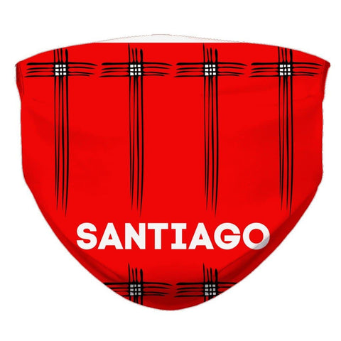 Santiago Cross Face Mask