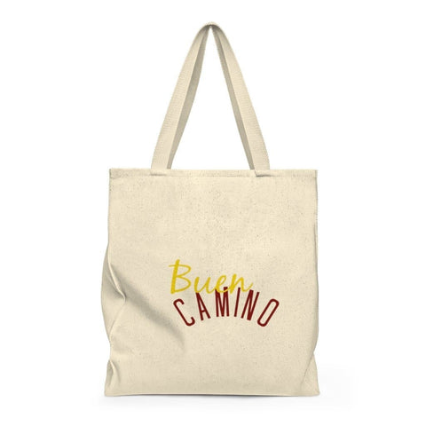 Buen Camino Shoulder Tote Bag - Roomy