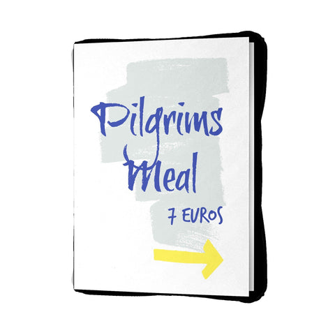 Pilgrims Meal Greeting Cards