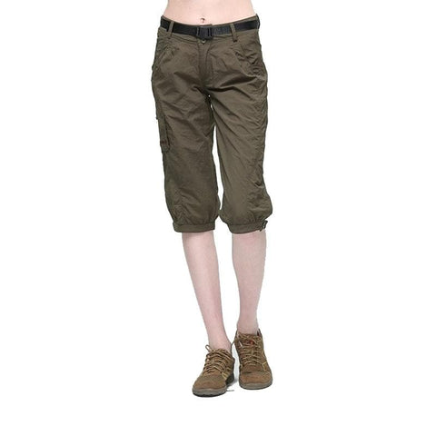 Outdoor Women's Tactical Quick Drying Shorts