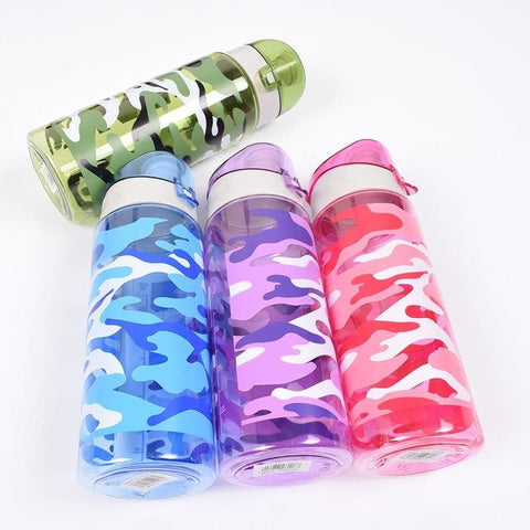 Sports Cup Portable Water Bottle