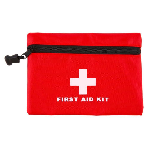 Waterproof Mini First Aid Bag Small Medical Emergency Camping Kit