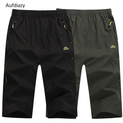 Men Women Camping Hiking Shorts