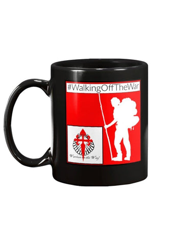 Warriors on the Way 15oz Mug