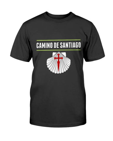 Camino de Santiago Cotton T-Shirt