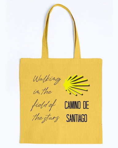 Fields of the Stars Canvas Promo Tote