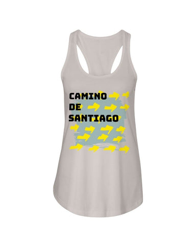 Camino Arrows Ladies Racerback Tank