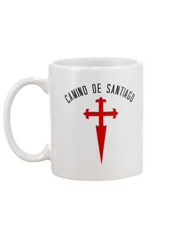 St James Cross 15oz Mug