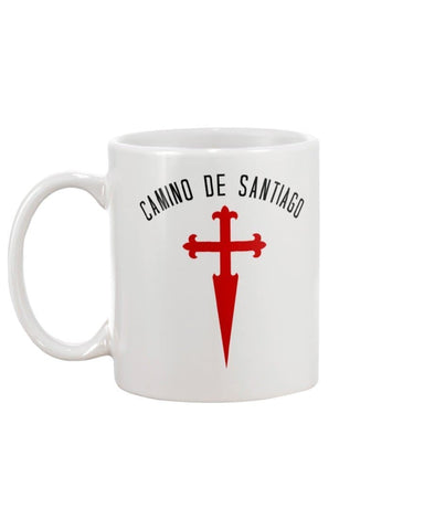 St. James Cross 11oz Mug
