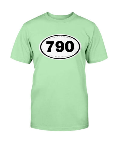 790 Kilometers Cotton T-Shirt