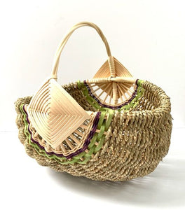 Sea Grass Basket