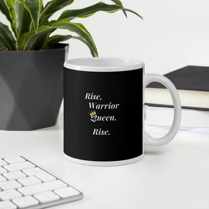 Rise Warrior Queen Mug
