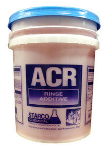 "DISH/ ""ACR Rinse Additive"""