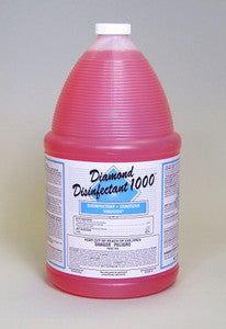 "DISINFECT/ ""Diamond Disinfectant 1000"" Food Service Sanitizer/Disinfectant"