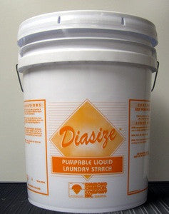 "LAUNDRY/ DIAMOND/ ""DIASIZE"" Liquid Laundry Starch"
