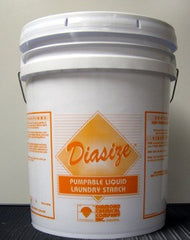 "LAUNDRY INJECTION/ ""DIASIZE"" Liquid Laundry Starch"