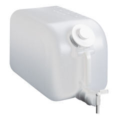 CONTAINER/ Shur-Fill Dispenser, 5 Gallon