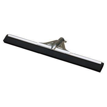 SQUEEGEE/ Floor/ Black Foam Metal Frame
