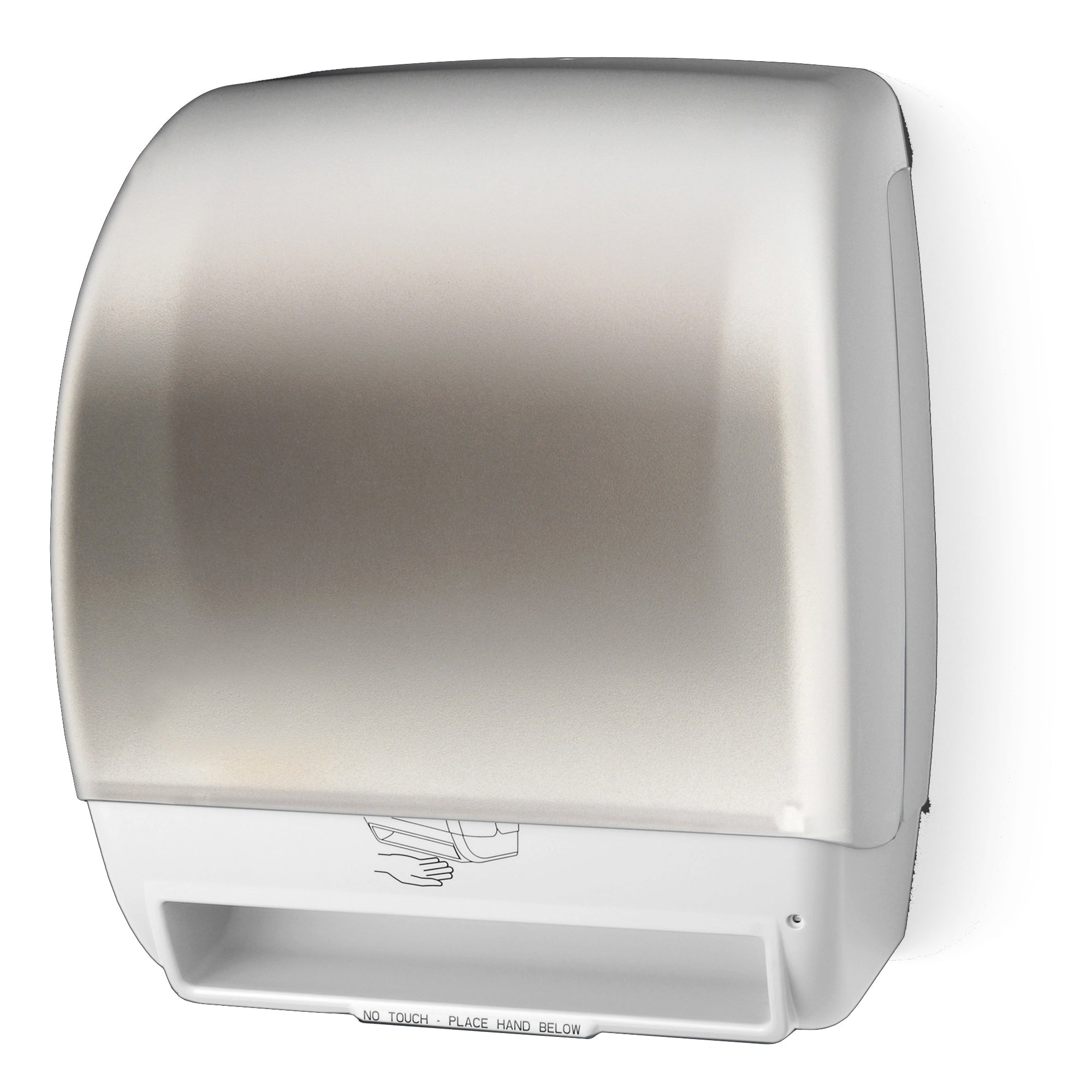 TOWEL DISPENSER/ Roll System/ Merfin/ Electronic, White