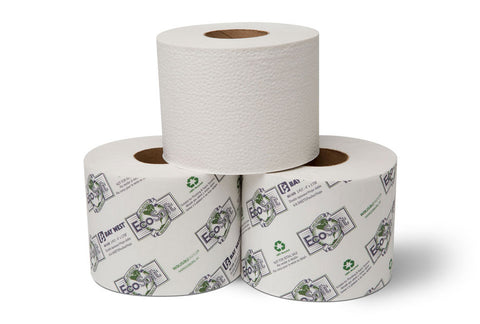 TOILET TISSUE/ System/ Bay West/ EcoSoft Item #616