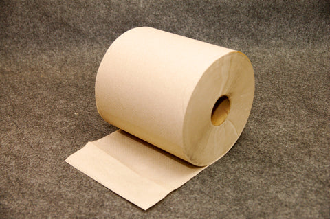 HAND TOWEL/ Roll System/ Merfin/ Natural 800', #7850N