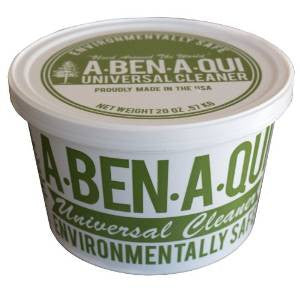 "CLEANER/ ""A-Ben-A-Qui"" Universal Cleaner"