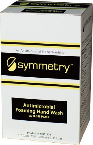 SOAP/ Foaming/ Symmetry/ Antimicrobial Foaming Hand Soap 1250 ml