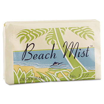 AMENITIES/ Beach Mist/ Soap - Facial, .5 oz, 1000/case