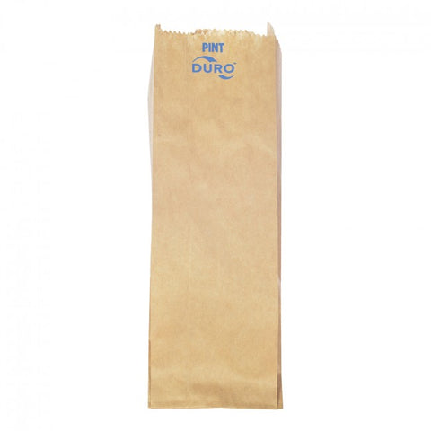 BAG/ Kraft, Pint, 500/cs, Item# 40032