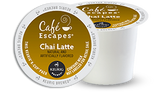 K-CUP/ Tea/ Cafe Escapes Chai Latte