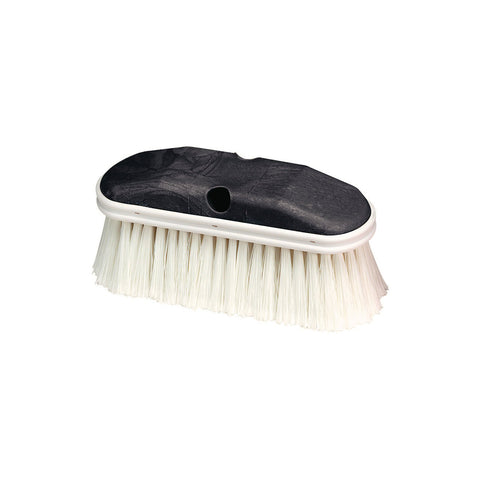 BRUSH/ Vehicle/ White Polystyrene 9""