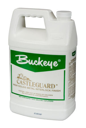 "FINISH/BUCKEYE ""CASTLEGUARD"" Premium Floor Finish"