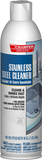 METAL/ Champion Stainless Steel Cleaner - Oil Based Item# 438-5197