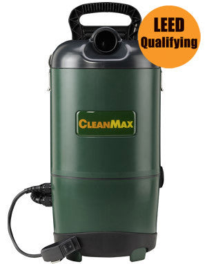 CleanMax Backpack Vacuum