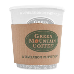 COFFEE SUPPLIES/ Green Mountain Clutch Sleeve