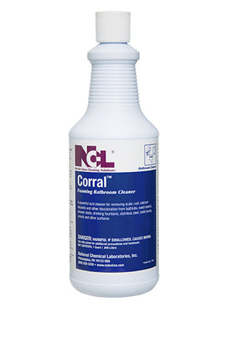 "BATH/ ""CORRAL"" Foaming Cleaner"