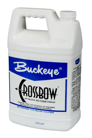 "CLEANER/BUCKEYE ""CROSSBOW"" No Foam Neutral Floor Cleaner"