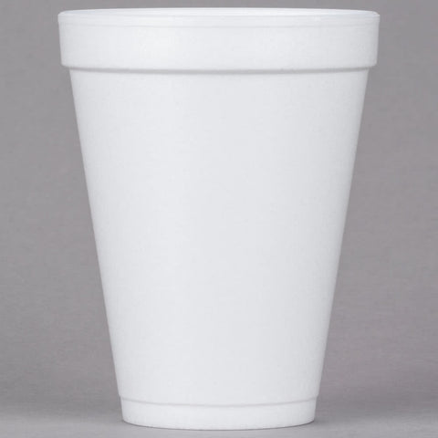 CUP/ Foam 12 oz, 1000/cs