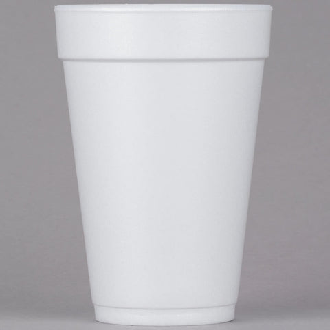 CUP/ Foam 16 oz, 1000/cs