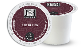 K-CUP/ Coffee/ Rio Blend