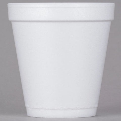 CUP/ Foam 10 oz, 1000/cs