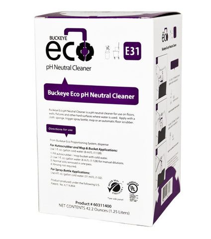 ECO/ NEUTRAL FLOOR CLEANER E31
