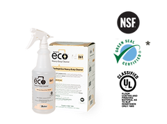 ECO/ FOOD SERVICE HEAVY DUTY CLEANER E61
