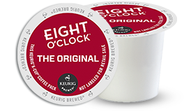 K-CUP/ Coffee/ Eight O'Clock
