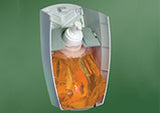 DISPENSER/ Soap/ Foam/ Kutol EZ Foam