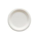 "PLATE/ Bagasse Empress Earth/ 6"" Heavyweight Plate"