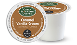 K-CUP/ Flavored/ Caramel Vanilla Creme