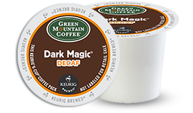 K-CUP/ Coffee/ Dark Magic Decaf