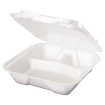 TAKE-OUT/ Container Large Three Compartment