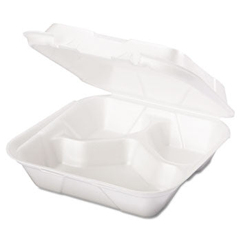 TAKE-OUT/ Container Medium Three Compartment
